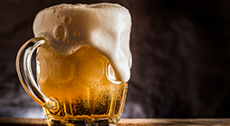 Dispersion of Beer Foam Head Retaining Agents - KR
