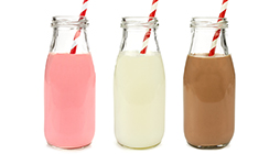 Production of Flavored Milk Drinks - KR